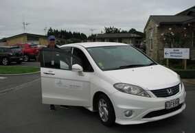 Meals on Wheels - Thanks to Resthaven Foundation fundraising and support of local business a replacement Meals on Wheels vehicle was purchased recently.